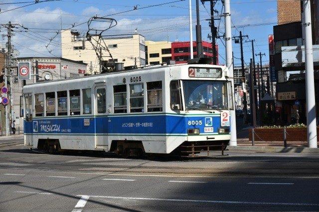 函館市電2系統