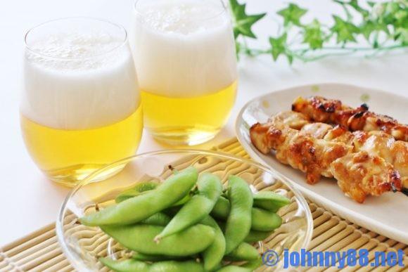 北海道産ビール
