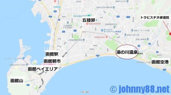 函館エリアMAC