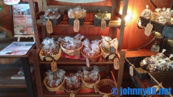 アンジェリック ヴォヤージュの焼き菓子