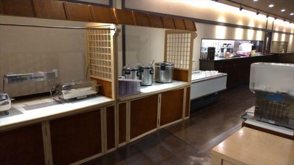 新千歳空港温泉のレストラン
