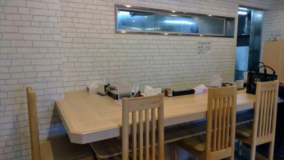 札幌麺屋 美椿店内