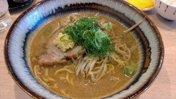 札幌西区おすすめラーメン美椿(みつば)味噌ラーメン