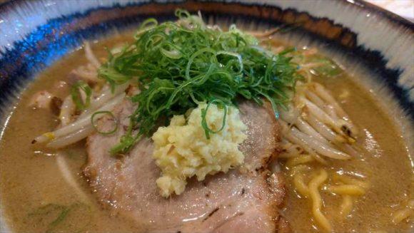 札幌麺屋 美椿の味噌ラーメン