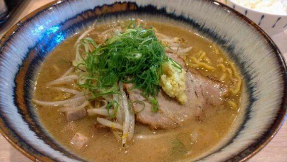 札幌麺屋 美椿味噌ラーメン