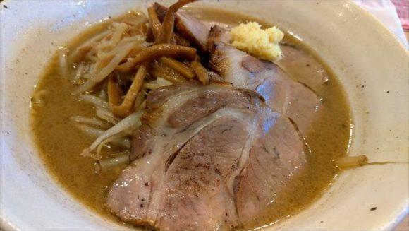 札幌麺屋 美椿のチャーシュー