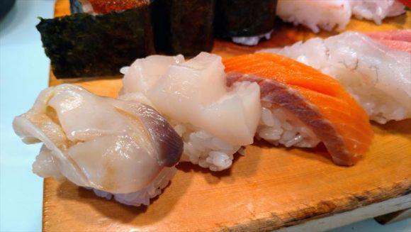 たけ江鮨の特上