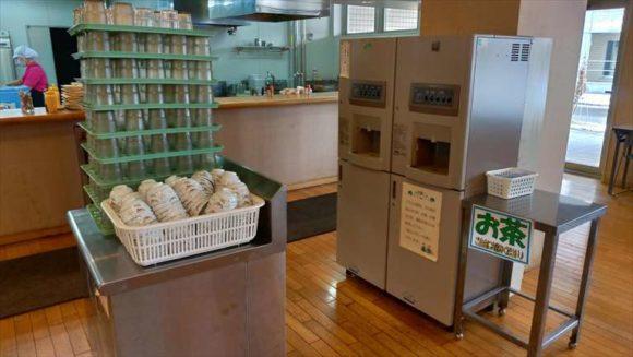 ポリテクセンター北海道食堂