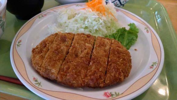 ポリテクセンター北海道食堂B定食
