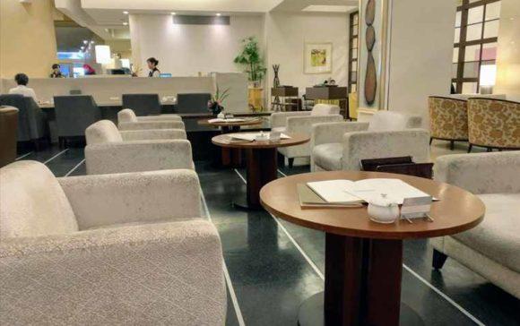 The Lobby Lounge店内