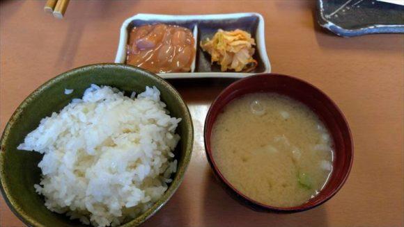 天ぷら徳家の塩辛