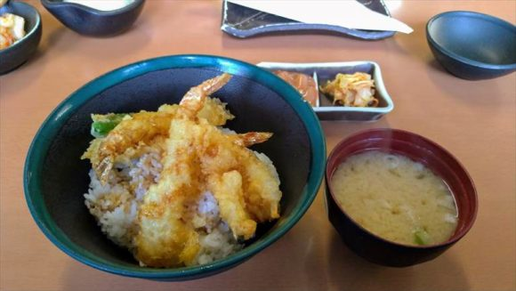 天ぷら徳家の天丼