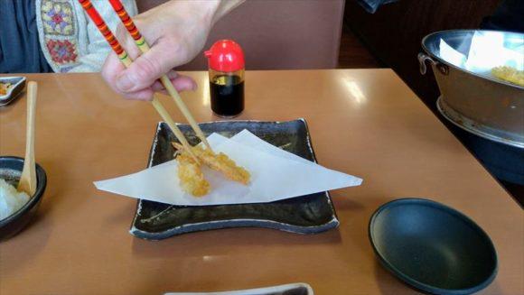 天ぷら徳家