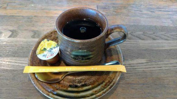 西厨房のコーヒー