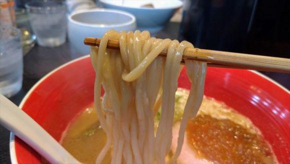 魚介豚骨醤油