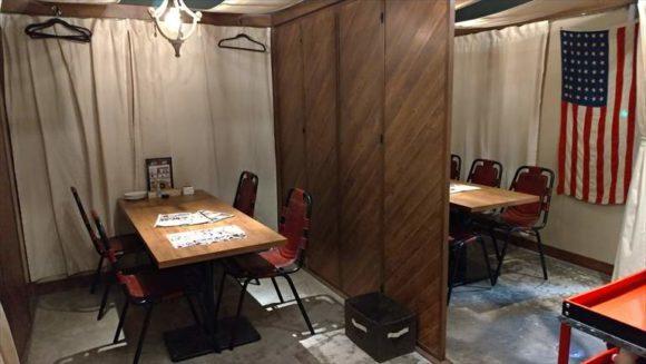 Oyster&Steak DINER es(エス)個室