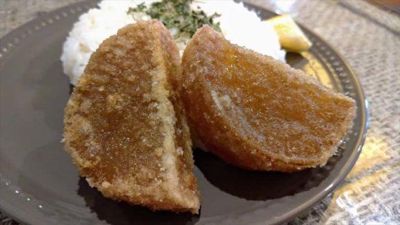 ルー &スープカレーBONANZAの大根の唐揚げ