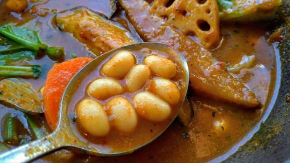 SAMURAIのスープカレー