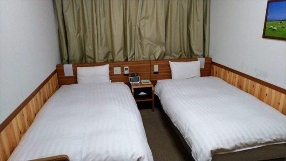 ドーミーインプレミアム札幌の客室