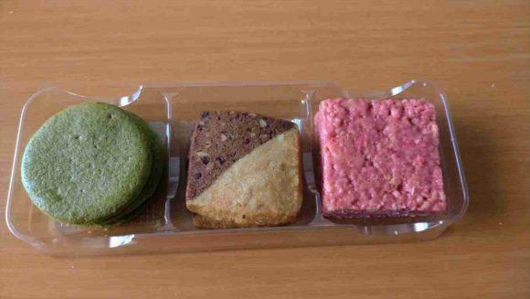 北海道札幌おすすめ銘菓□△◯(まるさんかくしかく)
