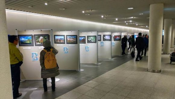 札幌駅前通地下歩行空間のイベント