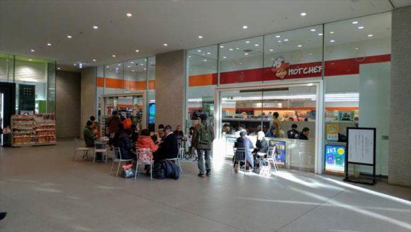 札幌駅前通地下歩行空間のセイコーマート