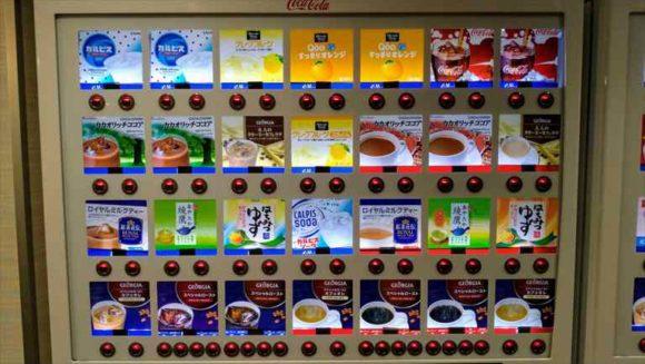 DICE札幌狸小路店のフリードリンクラインナップ