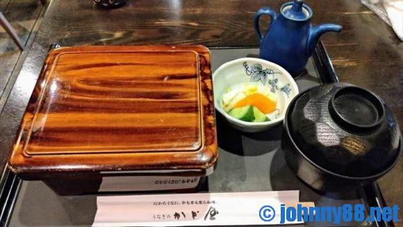 札幌うなぎおすすめ「かど屋」のうな重