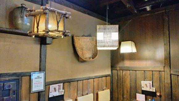 札幌うなぎおすすめ「かど屋」店内