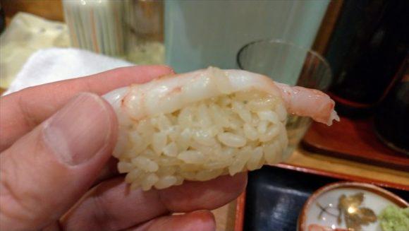 和処さゝ木のランチ「生寿司定食」950円
