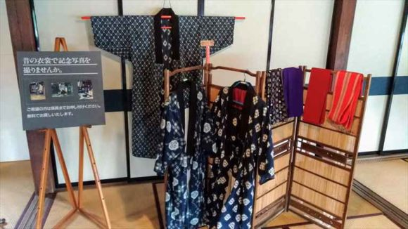 小樽鰊御殿貸衣装