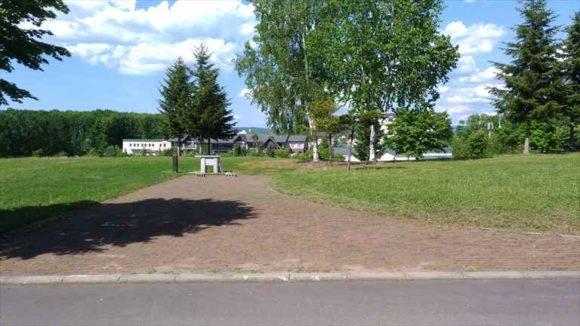 オートキャンプ場フローレのカーサイト