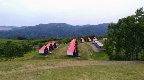 きじひき高原キャンプ場丘の上サイト