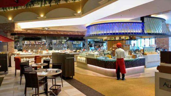 札幌ビューホテルAudrey(オードリー)のランチブッフェ