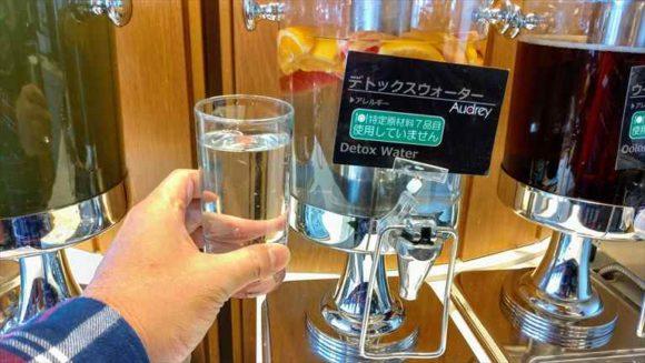 札幌ビューホテルランチブッフェのドリンク