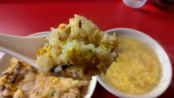 五香飯店(ウーシャンハンテン)炒飯