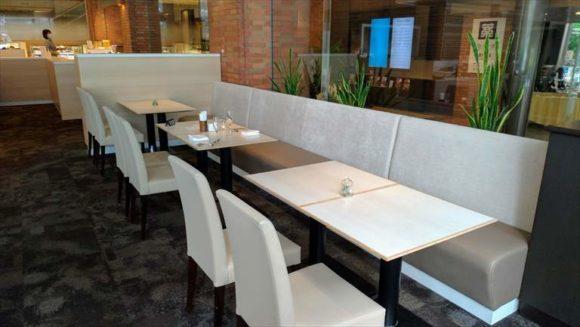 ANAクラウンプラザホテル札幌1階カフェミナモ