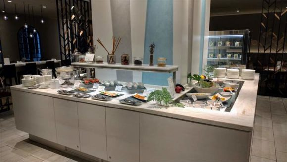 ANAクラウンプラザホテル札幌ランチブッフェ