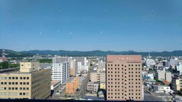 プレミアホテル-CABIN-旭川の眺望