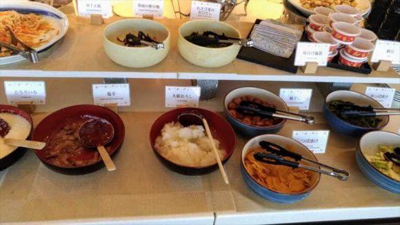 プレミアホテル-CABIN-旭川の朝食ブッフェバイキング