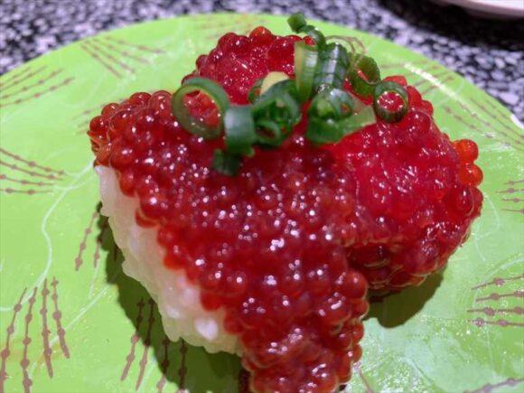 根室花まるおすすめ「紅鮭すじこ醤油漬け」