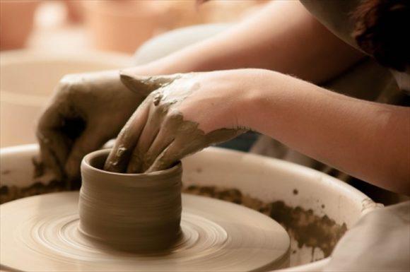 皆空窯(かいくうがま)の陶芸体験