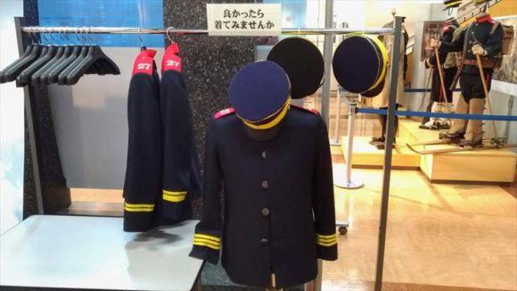 北鎮記念館のレンタル衣装