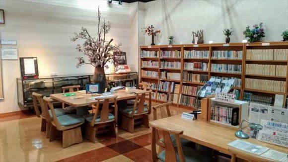 北鎮記念館の図書館