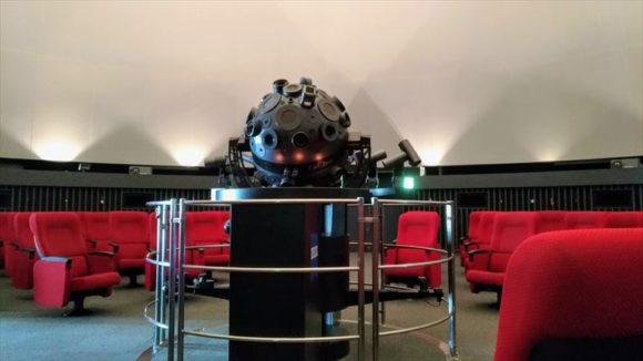 サイパル(旭川市科学館)プラネタリウムの見どころおすすめ&楽しみ方