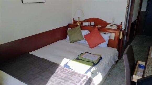 プレミアホテル-CABIN-旭川の客室(シングルセミダブル)