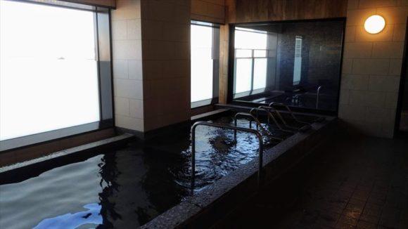 JRイン旭川の大浴場