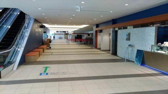 旭川空港国際線ターミナル