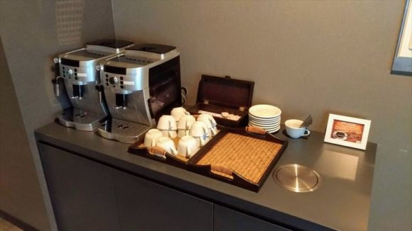 Rホテルズイン北海道旭川のカフェ