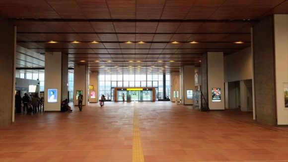 JR旭川駅構内